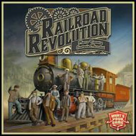 【新品】ボードゲーム レイルロード・レボリューション (Railroad Revolution) [日本語訳付き]