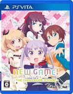 【中古】PSVITAソフト NEW GAME! -THE CHALLENGE STAGE!- [通常版]