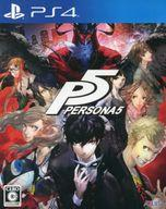 【中古】PS4ソフト ペルソナ5 [通常版]