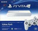 【中古】PSVITAハード PlayStation Vita TV本体 バリューパック[VTE-1000AA01] (状態:USBケーブル欠品)