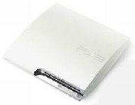 【中古】PS3ハード プレイステーション3本体 クラシック・ホワイト(HDD 160GB) (状態:本体のみ/本体状態難)