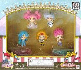 【中古】トレーディングフィギュア ぷちきゃら!美少女戦士セーラームーン SuperS編(5体セット) 公式ショップ限定