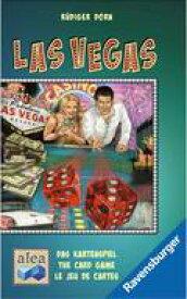【中古】ボードゲーム ベガス カードゲーム ドイツ語版 (Las Vegas) [日本語訳付き]