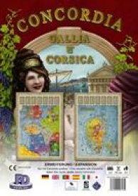 【新品】ボードゲーム コンコルディア ガリア/コルシカ 多言語版 (Concordia Gallia/Corsica)