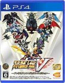 【中古】PS4ソフト スーパーロボット大戦V プレミアムアニメソング&サウンドエディション