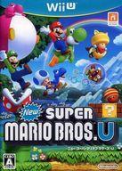 【中古】WiiUソフト NEWスーパーマリオブラザーズ.U