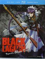 【中古】輸入アニメBlu-rayDisc BLACK LAGOON Roberta's Blood Trail (BD+DVD) [輸入盤]