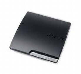【エントリーでポイント10倍!(4月16日01:59まで!)】【中古】PS3ハード プレイステーション3本体 チャコール・ブラック [CECH-2000A] (HDD 120GB)