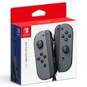 【新品】ニンテンドースイッチハード Nintendo Switchコントローラー Joy-Con(L)/(R) グレー