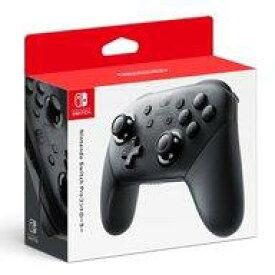 【エントリーで全品ポイント10倍!(7月26日01:59まで)】【中古】ニンテンドースイッチハード Nintendo Switch Proコントローラー