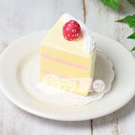 【新品】スクイーズ(食品系/おもちゃ) 野いちご 柔らかクリームケーキ マザーガーデン
