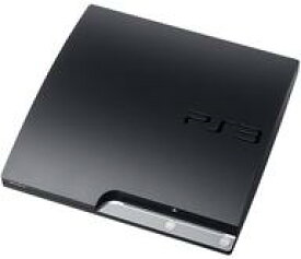 【中古】PS3ハード プレイステーション3本体 チャコール・ブラック [CECH-2000A] (HDD 120GB) (状態:本体のみ/本体状態難)