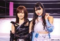 【中古】生写真(AKB48・SKE48)/アイドル/NMB48 山本彩・白間美瑠/CD「シュートサイン」上新電機ディスクピア特典生写真