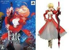 【中古】PSPソフト Fate EXTRA タイプムーンボックス[限定版](状態:特典フィギュア状態難)