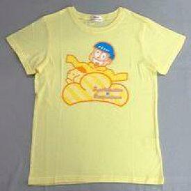 【中古】Tシャツ(キャラクター) 十四松×ポムポムプリン Tシャツ イエロー Mサイズ 「おそ松さん×サンリオキャラクターズ 当りくじ」 1賞