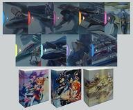 【中古】アニメBlu-ray Disc マクロスΔ(デルタ) 特装限定版 BOX*3付き全9巻セット