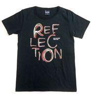 【中古】Tシャツ(男性アイドル) Mr.Children NEON Tシャツ ブラック Mサイズ 「Mr.Children TOUR 2015 REFLECTION」