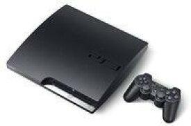 【中古】PS3ハード プレイステーション3本体 チャコール・ブラック [CECH-2100A] (HDD 120GB) (状態:本体のみ/本体状態難)