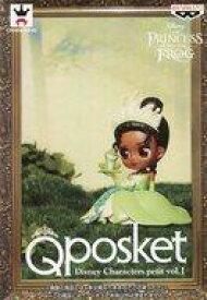【中古】フィギュア ティアナ 「プリンセスと魔法のキス」 Q posket Disney Characters petit vol.1