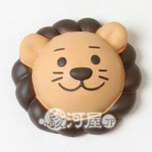 【新品】スクイーズ(食品系/おもちゃ) 柔らか動物パン ライオン マザーガーデン