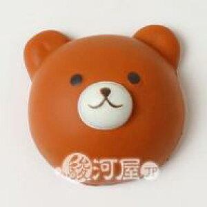 【新品】スクイーズ(食品系/おもちゃ) 柔らか動物パン くま マザーガーデン