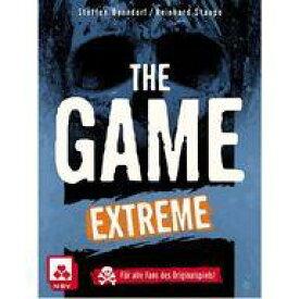 【中古】ボードゲーム ザ・ゲーム:エクストリーム (The Game: Extreme) [日本語訳付き]