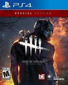 【中古】PS4ソフト 北米版 Dead by Daylight(18歳以上対象・国内版本体動作可)