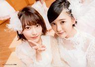 【中古】生写真(AKB48・SKE48)/アイドル/HKT48 宮脇咲良・兒玉遥/CD「願いごとの持ち腐れ」セブンネットショッピング特典生写真