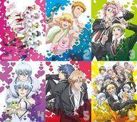 【中古】アニメBlu-ray Disc 美男高校地球防衛部LOVE!LOVE! 初回限定版 全6巻セット