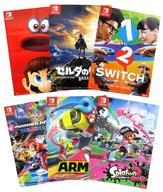 【中古】カレンダー Nintendo Switch 2017年度B2ポスターカレンダー マイニンテンドーストア限定先着購入特典