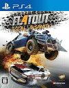 【新品】PS4ソフト FlatOut 4: Total Insanity