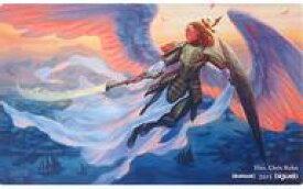 【15日24時間限定!エントリーでP最大26.5倍】【中古】サプライ BIG MAGIC オリジナルプレイマット BM Angeles 『White Angel-白の天使-』 グランプリ・神戸2015イベント景品