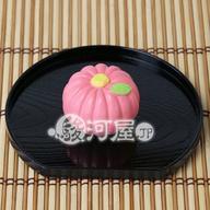 【新品】スクイーズ(食品系/おもちゃ) 野いちご 柔らか練り切り 桃 マザーガーデン