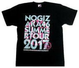 【中古】Tシャツ(女性アイドル) 乃木坂46 Tシャツ ブラック Lサイズ 「真夏の全国ツアー2017」