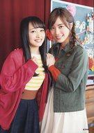【中古】生写真(AKB48・SKE48)/アイドル/AKB48 向井地美音・松井珠理奈/CD「願いごとの持ち腐れ」楽天ブックス特典生写真