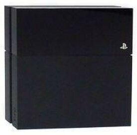 【中古】PS4ハード プレイステーション4本体 ジェットブラック(HDD 500GB/CUH-1000AB01) (状態:本体のみ/本体状態難)