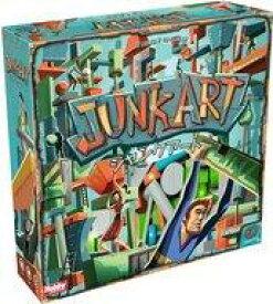 【新品】ボードゲーム ジャンクアート 日本語版 (Junk Art)