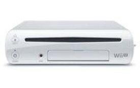【中古】WiiUハード Wii Uプレミアムセット(32GB) shiro (本体単品/付属品無) (箱説なし)