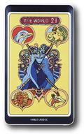 【中古】モバイル雑貨(キャラクター) THE WORLD USB出力リチウムイオンポリマー充電器 「ジョジョの奇妙な冒険 第三部 スターダストクルセイダース」