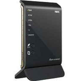 【中古】PCハード Wi-Fi無線LANホームルータ Aterm [PA-WG1800HP2]