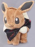 【中古】ぬいぐるみ [タグ有・美品] イーブイ おすわりぬいぐるみ 「一番くじ Pokemon EIEVUI&FLOWERS」 A賞