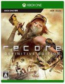 【中古】Xbox Oneソフト recore DEFINITIVE EDITION