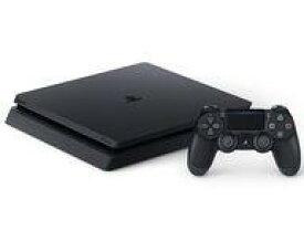 【中古】PS4ハード プレイステーション4本体 ジェットブラック(HDD 500GB/CUH-2100AB01)