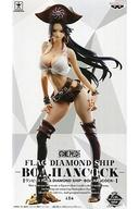 【中古】フィギュア ボア・ハンコック 「ワンピース」 FLAG DIAMOND SHIP -BOA.HANCOCK-