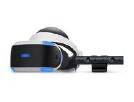 【中古】PS4ハード PlayStation VR (PS VR) [Camera同梱版] CUH-ZVR2
