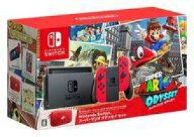 【中古】ニンテンドースイッチハード Nintendo Switch本体 スーパーマリオ オデッセイセット