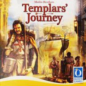 【中古】ボードゲーム テンプル騎士団の徴兵 (Templars' Journey) [日本語訳付き]