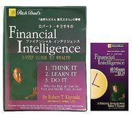 【中古】その他CD 「金持ち父さん 貧乏父さん」の著者ロバート・キヨサキのファイナンシャル インテリジェンス[VHS付]