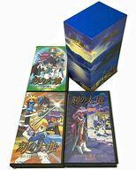 【中古】アニメ VHS 刻の大地〜花の王国の魔女〜 BOX付 全3巻セット