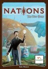 【中古】ボードゲーム ネイションズ:ダイスゲーム (Nations: the Dice Game) [日本語訳付き]